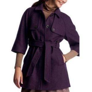 Gap belted pea coat